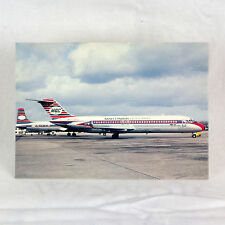 Martinair Holland Airlines - DC 9 - Aircraft Postcard - Top Quality