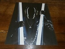 DAFT PUNK - Min poster couleurs 1 recto verso !!!
