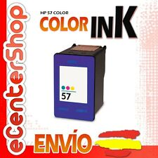 Cartucho Tinta Color HP 57XL Reman HP Officejet 6110