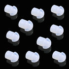 10x Replacement Silicone Ear bud for Acoustic Tube Earpiece Headset Radio A199