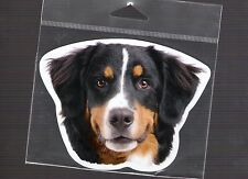 Bernese Mountain Dog  4 inch face magnet for anything metal