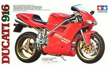 Tamiya 14068 1/12 Scale Motorcycle Series Model Kit Ducati 916