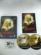 PS2 Devil my Cry 2 Pal España completo no platinum