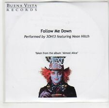 (GF982) Follow Me Down Performed By 30H!3 Featuring Neon Hitch  - 2010 DJ CD