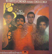 RETURN TO FOREVER - No Mystery ~ VINYL LP