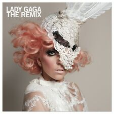 "Lady Gaga - The Remix Album LP (12"" Vinyl)"
