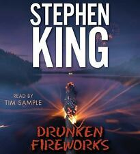 Drunken Fireworks by Stephen King (2015, CD, Unabridged)