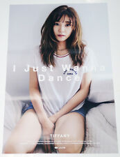 TIFFANY Girls' Generation - I Just Wanna Dance [OFFICIAL POSTER] Type-B