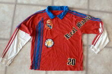 RARE RUGBY SHIRT FOR REAL MADRID SOCCER,,QUALITY !  UNIQUE !  SMALL-MEDIUM