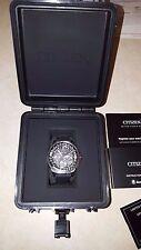 New Citizen EcoDrive Satellite Wave F900 Promaster Navihawk GPS Watch CC9030-00E