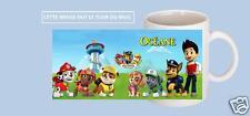 mug tasse céramique pat patrouille paw patrol réf 244 personnalisé prénom