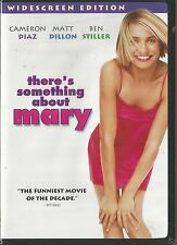 THERE'S SOMETHING ABOUT MARY WIDESCREEN (2005) DVD BRAND NEW SEALED