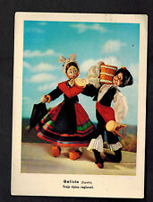 1957 Spain Abott Labs Advertising Postcard Cover to Argentina Medical Cough