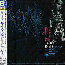 """GRANT GREEN w/ G.BRAITH CD """"Two Souls in One"""" Blue Note, 2000 Japan Out of Print"""