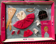 NIB1963 VTG.TAMMY BOXED SET~SKATE DATE~9177-7~MIB~ROLLER SKATING OUTFIT~COMPLETE