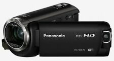 PANASONIC HC-W570 FULL HD TWIN CAMERA LENS WI FI  CAMCORDER - EX-DISPLAY