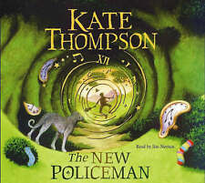 NEW  the NEW POLICEMAN   CD audio book by Kate Thompson