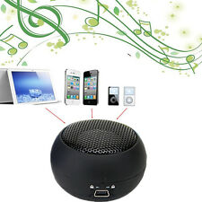 HOT  MINI PORTABLE TRAVEL SPEAKER FOR APPLE IPOD IPHONE MP3 MOBILE PHONE TABLET