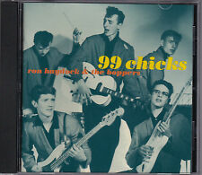 Ron Haydock & The Boppers - 99 Chicks - CD (1996 Norton CED-247 U.S.A.)