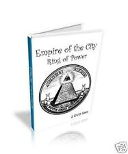 Ring of Power DVD Empire of the City Illuminati 9/11 Conspiracy New World Order