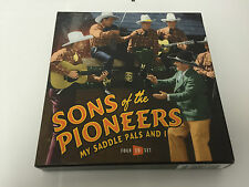 My Saddle Pals and I (4CD) 2005 | Box set Sons Of The Pioneers 805520020879