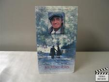 Les Miserables (VHS, 1996, 2-Tape Set) Jean-Paul Belmondo Michel Boujenah
