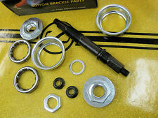 Old School Mongoose GT BMX Bike Freestyle Bicycle 3 Piece Crank CONVERSION KIT
