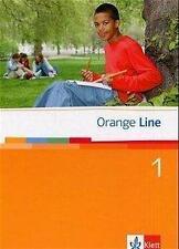 Orange Line 1. Schülerbuch von Frank Hass - ISBN  978-3-12-5475106