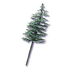 Cake Decorating Toppers - Medium Green Pine Tree
