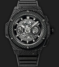 Hublot Big Bang King Power UNICO SKELETON All-Black Carbon 48mm 701.QX.0140.RX