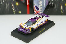 Kyosho 1/64 Jaguar XJR9 #1 BRITISH Minicar Collection 2009 Rare Jaguar