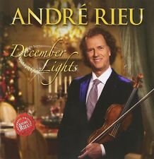 ANDRE RIEU  --  DECEMBER LIGHTS --  CD  - NEW & SEALED