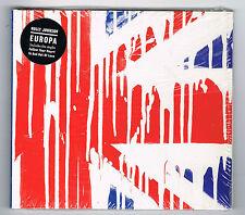 HOLLY JOHNSON - EUROPA - CD 10 TITRES - 2014 - NEUF NEW NEU