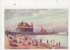 Childrens Corner Lowestoft 1910 Art Postcard 734a