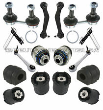 BMW E53 X5 REAR CONTROL ARMS BALL JOINTS LINK SUBFRAME BUSHINGS SUPENSION KIT 18