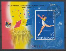 Rumänien (Posta Romana) - Michel-Nr. Block 247 gestempelt/o (Olympiade, Olympics