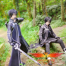 Sword Art Online Kazuto Kirigaya cosplay costume Custom Made Any Size