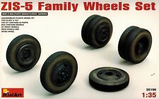 MiniArt 35196 ZIS 5 Family Wheels Set - LKW Räder Rad - 1:35