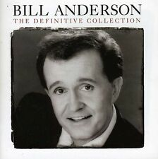 Bill Anderson - Definitive Collection [New CD] UK - Import