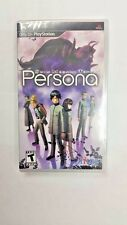 Shin Megami Tensei Persona 1 (PlayStation Portable PSP) Atlus Games Brand New