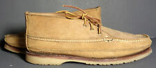 RED WING 9179 Wabasha Chukka Brown Leather Men's Size 11.5 E