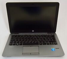"HP EliteBook 820 G2 Ultrabook 12.5"" Core i5-5300U 2.30GHz 8GB 180GB SSD Win 10"
