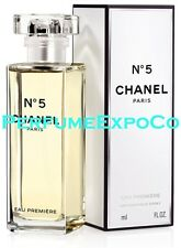 CHANEL NO.5 *EAU PREMIERE* 1.35oz - 40ml EDP  Spray NEW & SEALED (B29