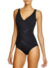 Gottex Lattice One Piece Swimsuit, 8