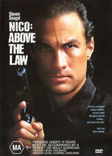 NICO Above the Law * NEW DVD * Steven Seagal