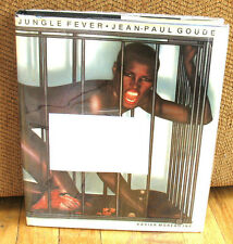 Jean Paul Goude Jungle Fever Erotic Exotic Grace Jones Toukie Smith 1st HC DJ