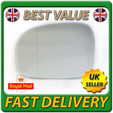 Left Passenger Side Wide Angle Wing Mirror Glass for MERCEDES VIANO W639 04-10