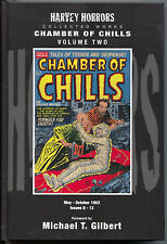 Harvey Horrors Collected Works Chamber of Chills 2 HC PS Artbooks 2012 NM 1st