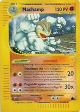 POKEMON - Machamp - 16/144 - Reverse Holo - Skyridge - ITALIANO