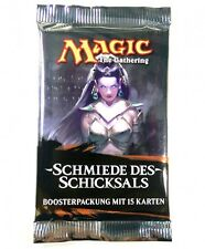 Schmiede des Schicksals Booster MtG Magic the Gathering deutsch